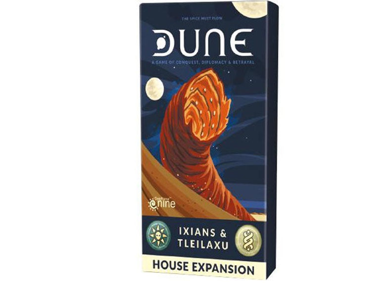 Dune - Ixians and Tleilaxu