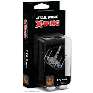 Star Wars - X-Wing 2nd Ed: T-70 X-Wing