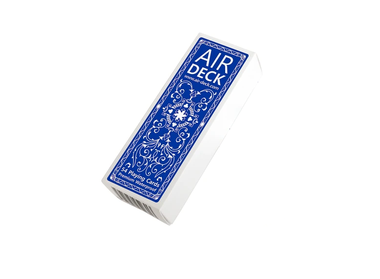 Playing Cards: Air Deck - Classic Blue