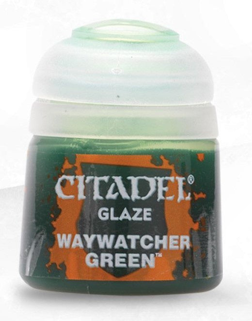 Citadel: Glaze Paints, Waywatcher Green