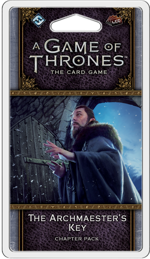 GOT: LCG (2nd Ed) - Pack 22: The Archmaester's Key