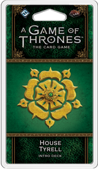 GOT: LCG (2nd Ed) - Pack 40: House Tyrell Deck