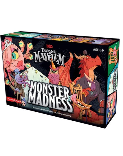D&D: Dungeon Mayhem - Monster Madness