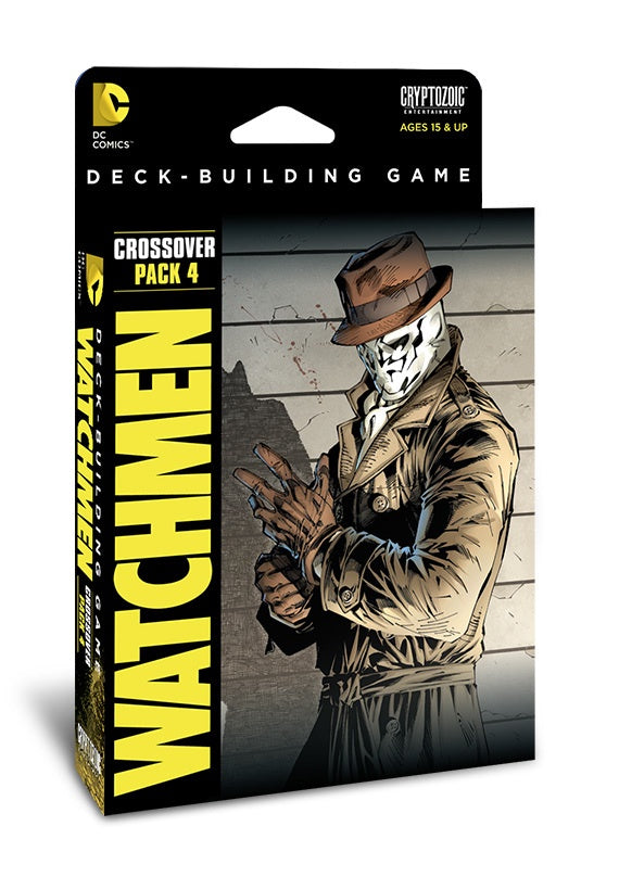 DC Comics DBG - Crossover Pack 4 - Watchmen