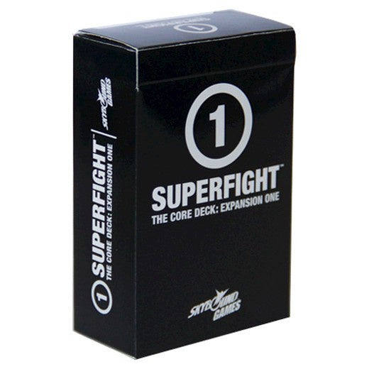 SUPERFIGHT - Core Expansion 2