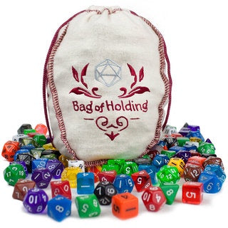 Dice WD: Bag of Holding (x140)