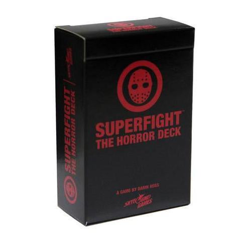 SUPERFIGHT - The Horror Deck