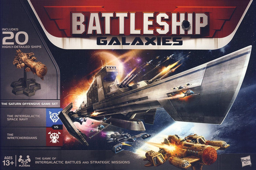 Battleship: Galaxies