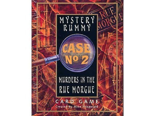 Mystery Rummy Case 2: Murders in the Rue Morge
