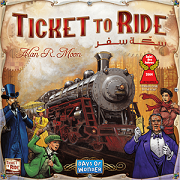 Ticket to Ride (English/Arabic)
