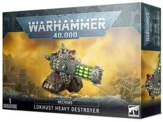 WH 40K: Necrons - Lokhusts Heavy Destroyer