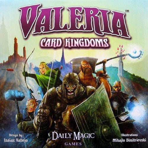 Valeria: Card Kingdom