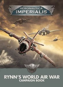 Warhammer 40K: Aeronautica Imperialis - Rynn's World Air War Campaign Book