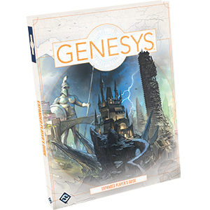 Genesys RPG: Base - Expanded Player's Guide