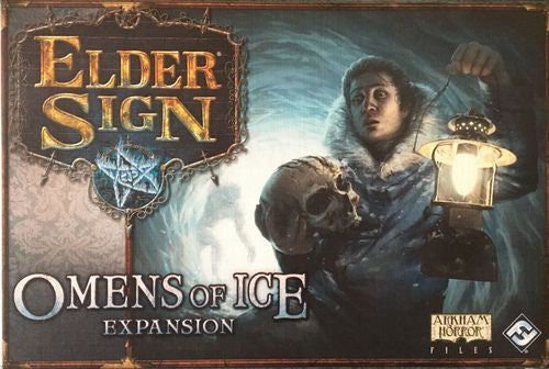 Elder Sign - Vol 03: Omens of Ice
