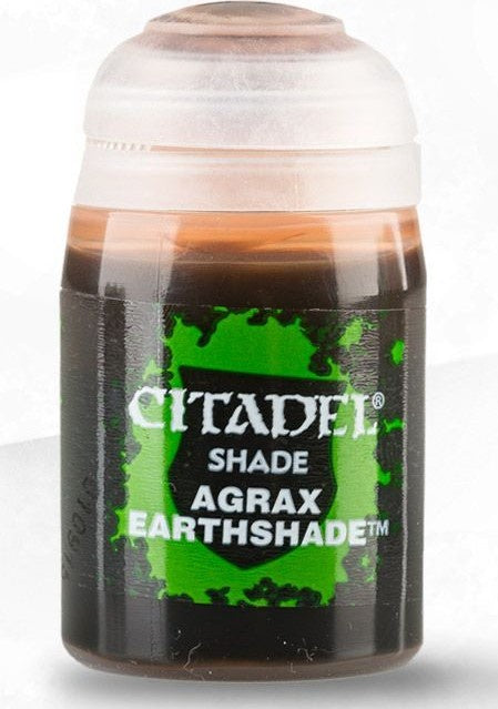 Citadel: Shade Paints, Agrax Earthshade
