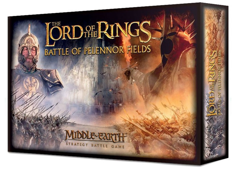Middle Earth: LOTR - Battle of Pelennor Fields
