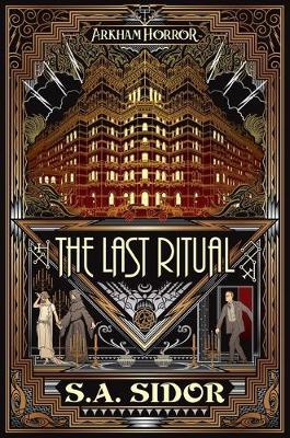AH Novel: The Last Ritual