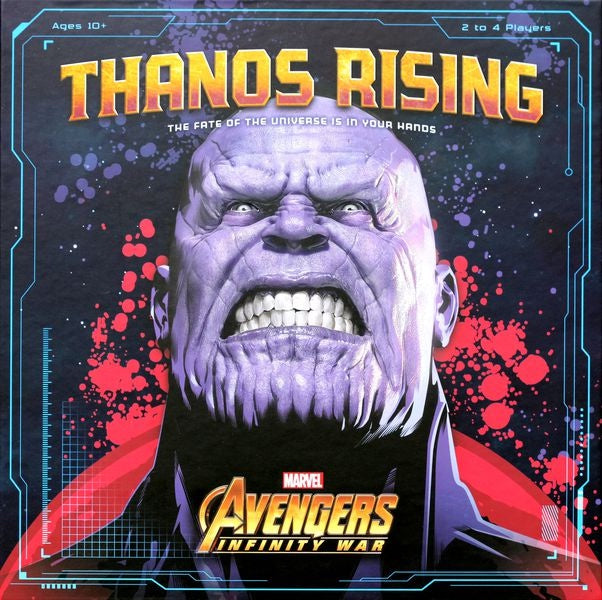 Marvel Avengers Infinity War: Thanos Rising
