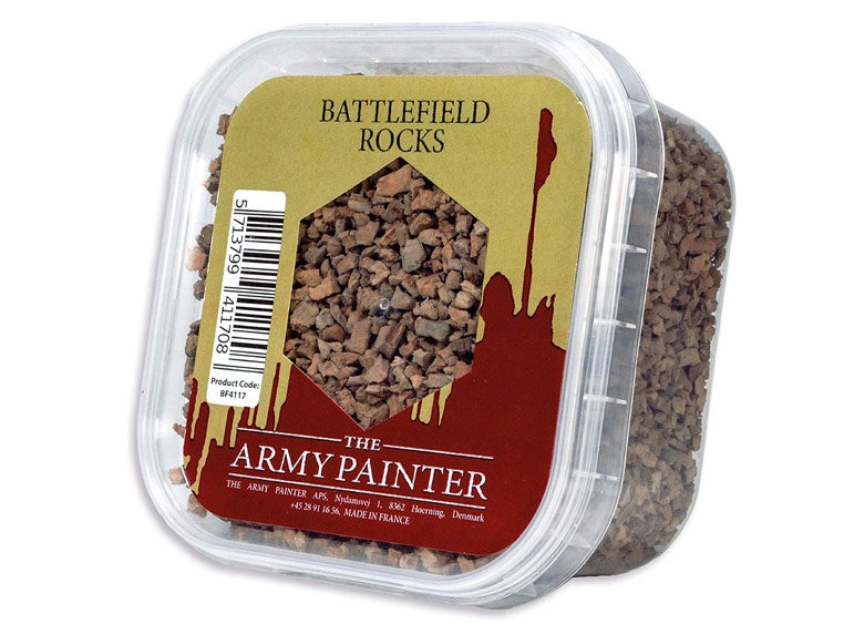The Army Painter: Supplies - Essential - Battlefield Rocks