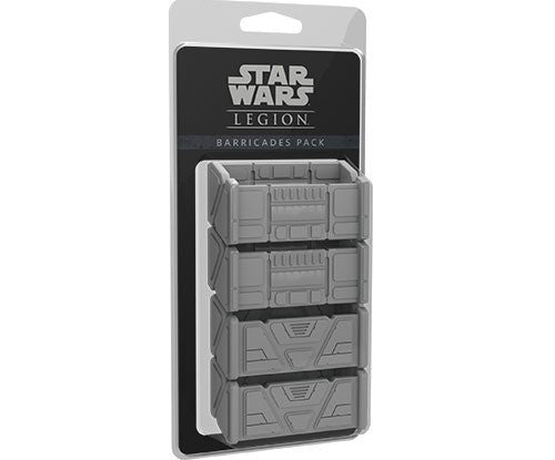 Star Wars - Legion: Barricades Pack