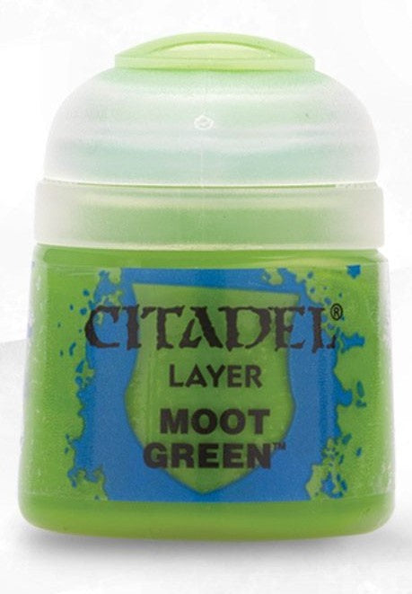 Citadel: Layer Paints, Moot Green