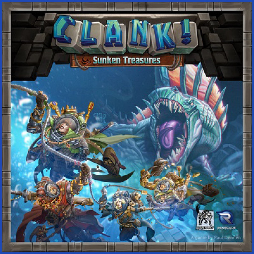 Clank! DBG - Sunken Treasure