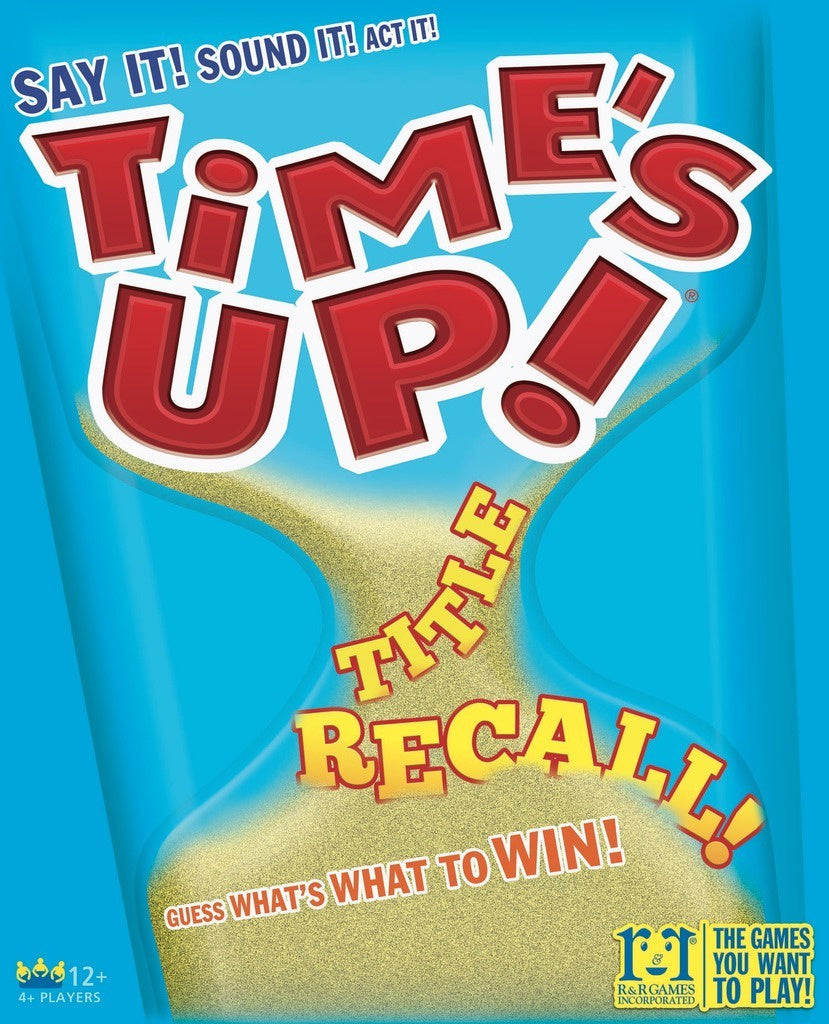Time's Up!: Title Recall