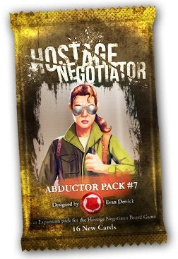 Hostage Negotiator - Abductor Pack 7