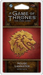 GOT: LCG (2nd Ed) - Pack 37: House Lannister Deck