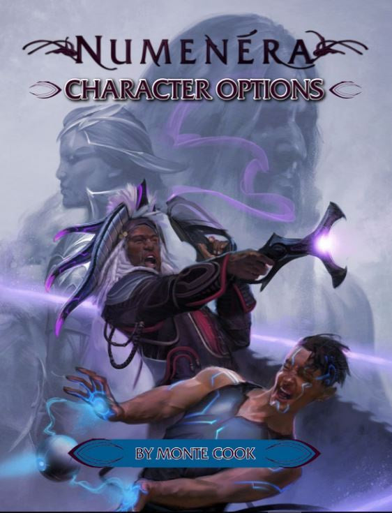 Numenera RPG: Character Options