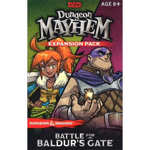 D&D: Dungeon Mayhem - Battle for Baldur's Gate
