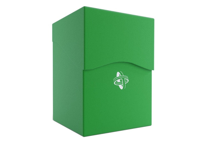 Deck box: Gamegenic - Deck Holder 100+, Green
