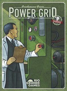 Power Grid (Recharged Ed.)