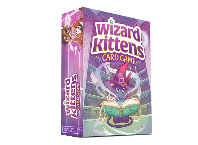 Wizard Kittens