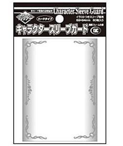 Sleeves: KMC - Character Guard - Standard, Clear with Florals (x60)
