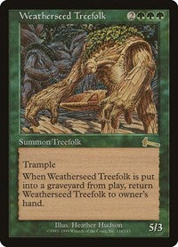 Weatherseed Treefolk [Urza's Legacy]