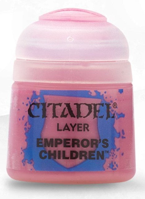 Citadel: Layer Paints, Emperor's Children