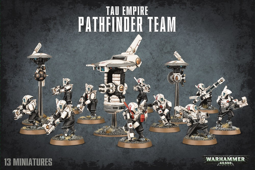 WH 40K: Tau Empire - Pathfinder Team