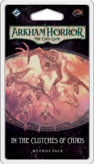 Arkham Horror (LCG) - Pack 33: In the Clutches of Chaos