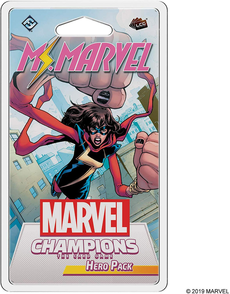 Marvel LCG: Hero Pack 02 - Ms. Marvel