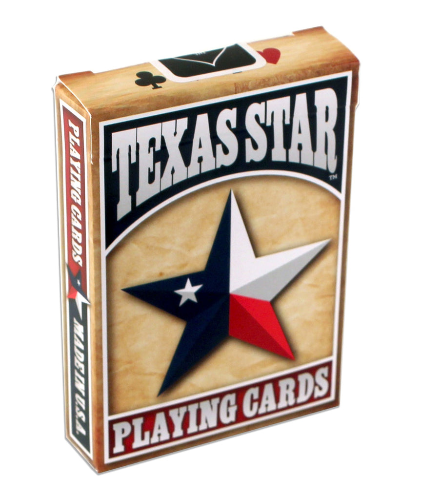 Playing Cards: Bicycle - Texas Star