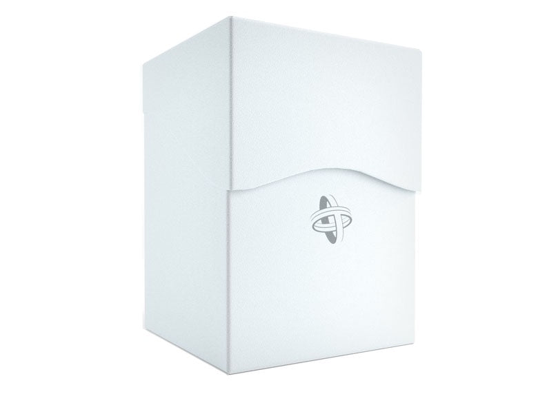 Deck box: Gamegenic - Deck Holder 100+, White