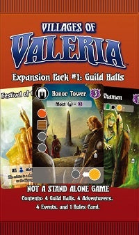 Villages of Valeria - Guild Halls