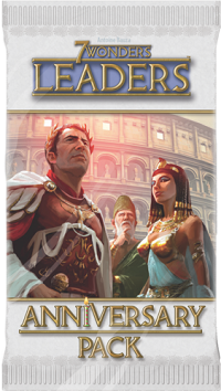 7 Wonders - Leaders (Ann. Packs)