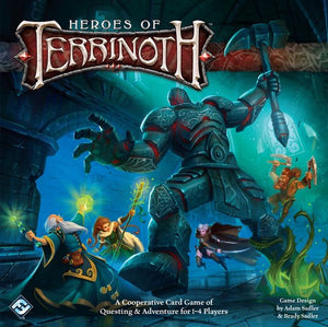 Heroes of Terrinoth: The Adventure Card