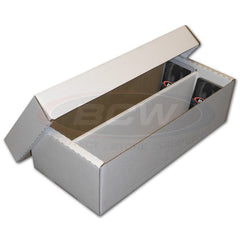 Card Storage: Cardbox / Fold-out (x2000)