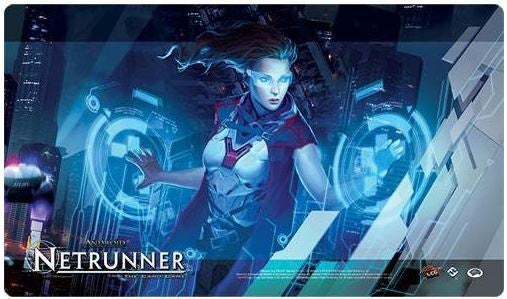 Netrunner (LCG) - Playmat - The Masque