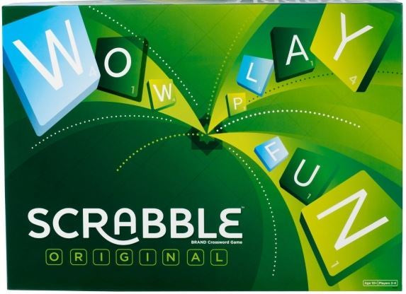Scrabble Original (2013 Refresh)