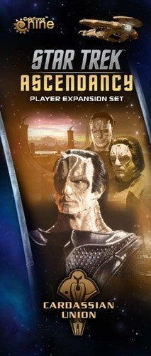 Star Trek: Ascendancy - Cardassian